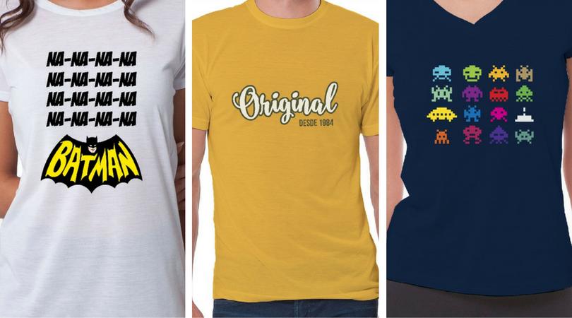 Las Camisetas Molonas Y Personalizadas De Dezuu Es Con Los Ninos