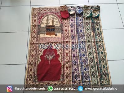 sajadah batik grosir, sajadah murah untuk souvenir, 0852-2765-5050