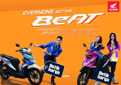 Honda New Beat ESP