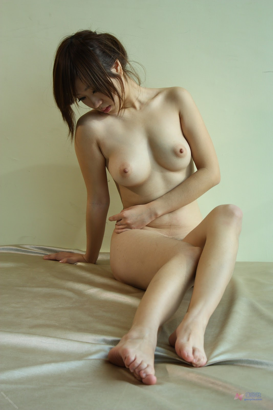 Amateur asian model