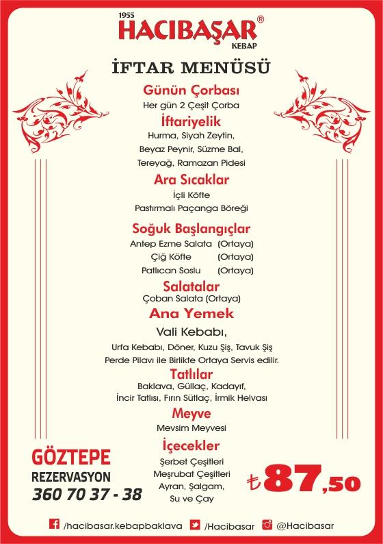istanbul kadıköy göztepe iftar mekanları anadolu yakası göztepe iftar menüsü anadolu yakası iftar menüleri