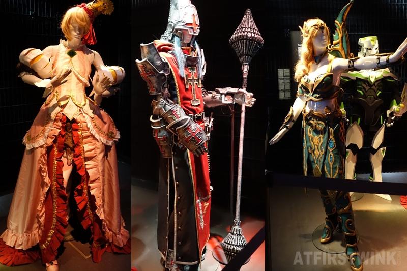 Museum Volkenkunde Leiden the Netherlands Cool Japan cosplay costumes
