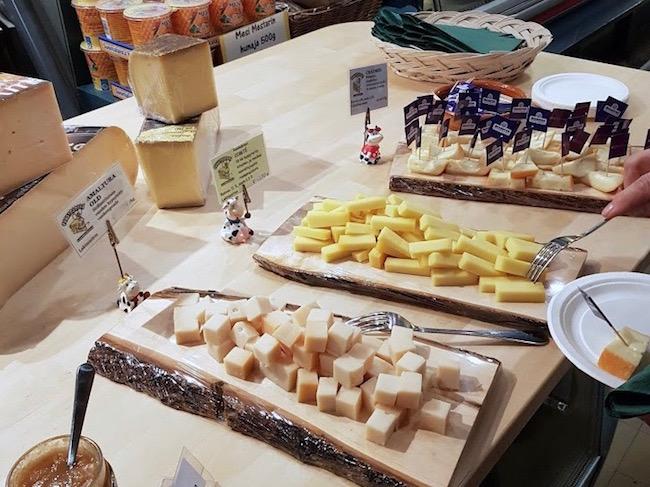 juustotasting, juustojaviini