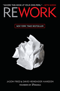 Rework - Jason Fried y David Heinemeier