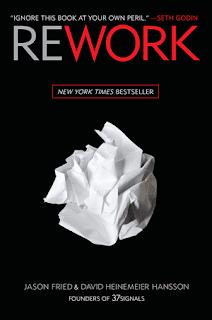 Rework - Jason Fried y David Heinemeier