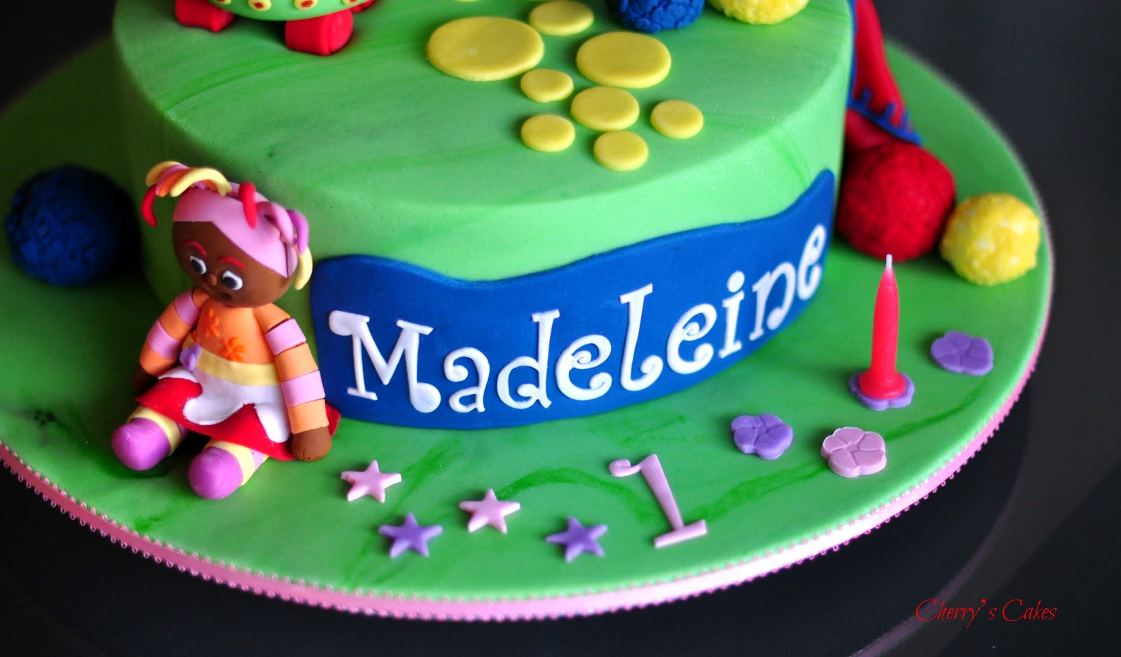 Cherry S Cakes A Reprise For Madeleine In The Night Garden