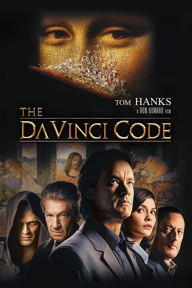 فیلم دوبله: رمز داوینچی (2006) The Da Vinci Code