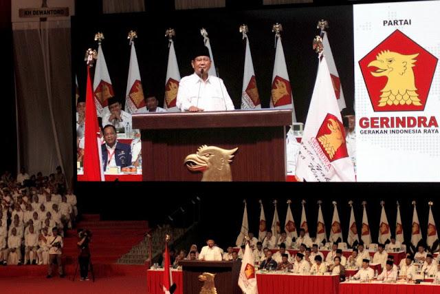 LSI: Prabowo Jangan Pakai Cara Lama Lawan Jokowi di Pilpres 2019
