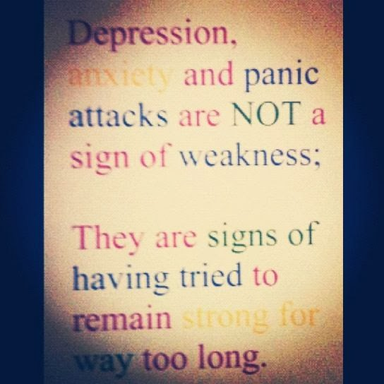 Depression Quotes And Sayings About Depression: Signs Of Depression (Depressing Quotes) 0081 1