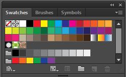 Cách sử dụng màu trong illustrator như nào?