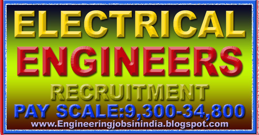 ENGINEERING JOBS IN INDIA: ELECTRICAL ENGINEERS RECRUITMENT BSF