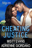 Cheating Justice by Misty Evans & Adrienne Giordano