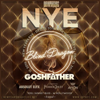 Blind Dragon LA New Year's Eve Open Bar Tickets