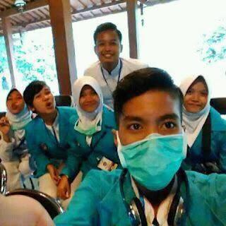 ridho irkham zamroni jurusan farmasi di sekolah Smk bhakti hussada pgri blora kunjungan industri di pt sido muncul Jawa Tengah