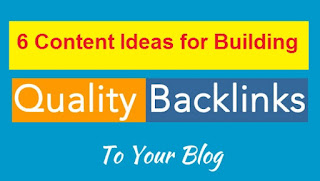 6 Content Ideas for Building Natural Backlinks