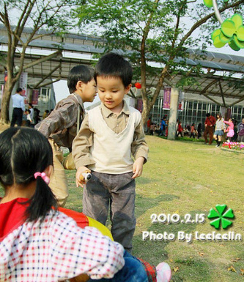 台南後壁檢點-蘭花探索世界(台灣蘭花生物科技園區)