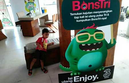 Alamat & Nomor Telepon 3 Store Denpasar