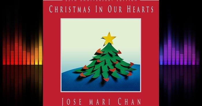Jose Mari Chan - Christmas in Our Hearts 25th Anniversary Edition (2007) Album - MusicViewsPH ...