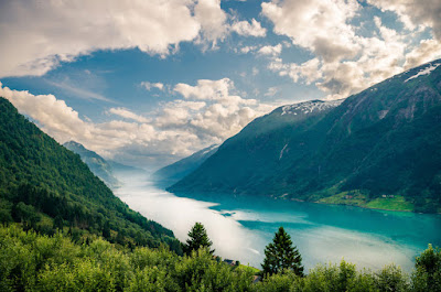 The Sognefjord, Norway