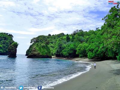 Pantai Licin Malang Mari NGEtrip