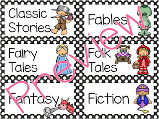 Nylas crafty teaching classroom library labels classroom library labels templates pronofoot35fo Images