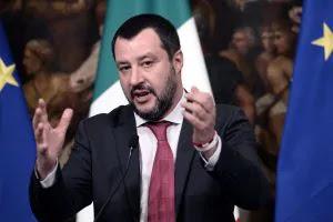 SALVINI: 'ALCUNE POTENZE, TRA CUI LA FRANCIA, SOTTRAGGONO RICCHEZZA AI POPOLI DELL'AFRICA'