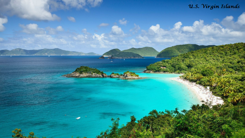 The Beautiful Virgin Islands