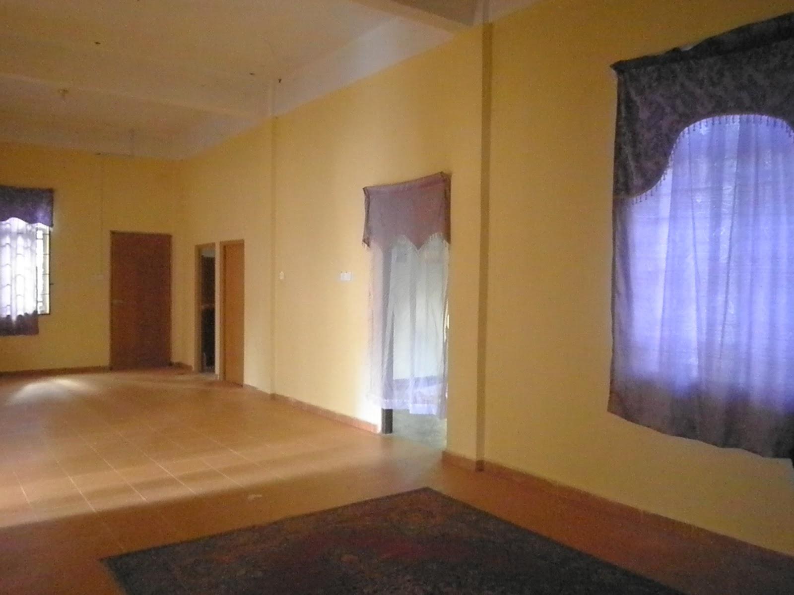 Ruang Dapur Di Groundfloor