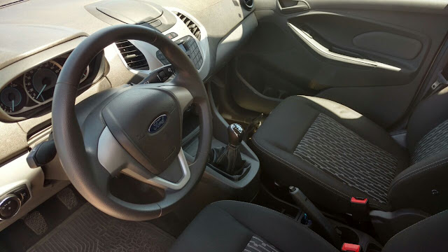 Ford Ka bancos