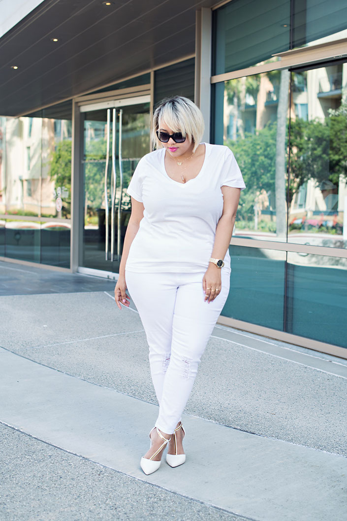In Kinsey's Closet: What to Wear | White Party