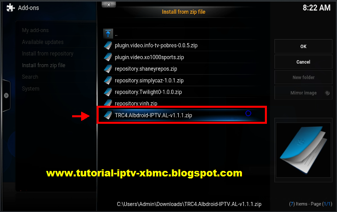 Albdroid IPTV Kodi AMAZING World Iptv List On Kodi - New Kodi Addons