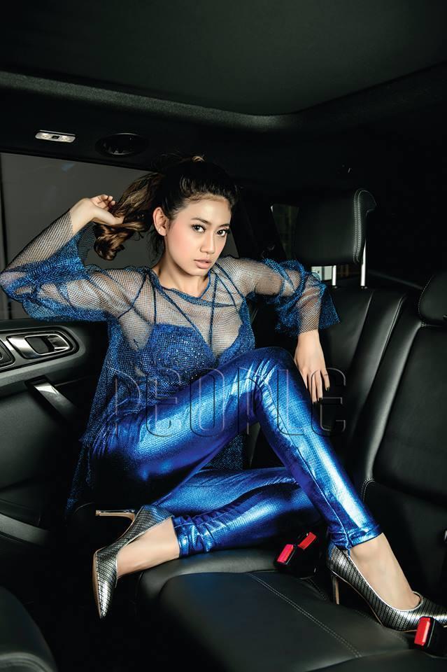 Thinzar Wint Kyaw Photoshoot For People Magazine