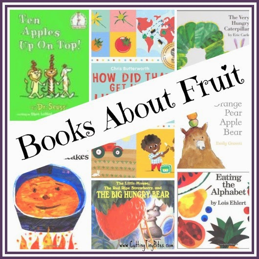 Children's Books About Fruit