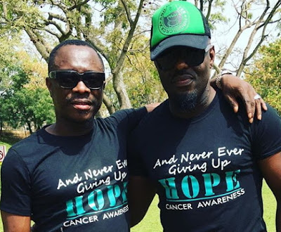 jim iyke cancer awareness walk abuja