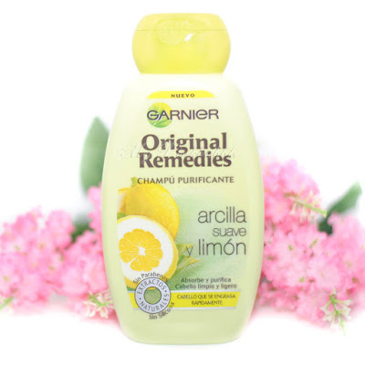 Garnier Original remedies Arcilla