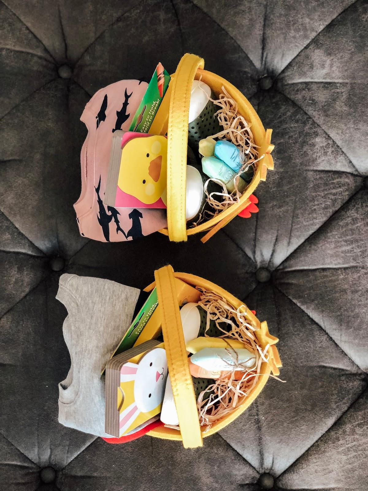 Easy Easter Basket Ideas