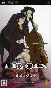 Blood+ Final Peace - PSP - ISO Download