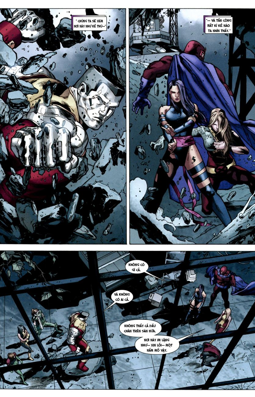 X-Men Necrosha chap 8 trang 17