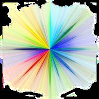 Raio de luz 35 - Criação Blog PNG Free