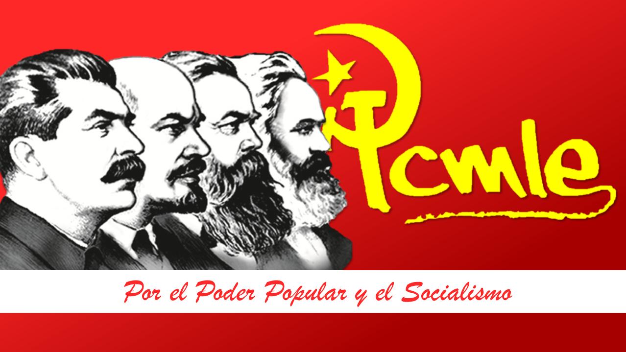 PCMLE - POR EL PODER POPULAR Y EL SOCIALISMO