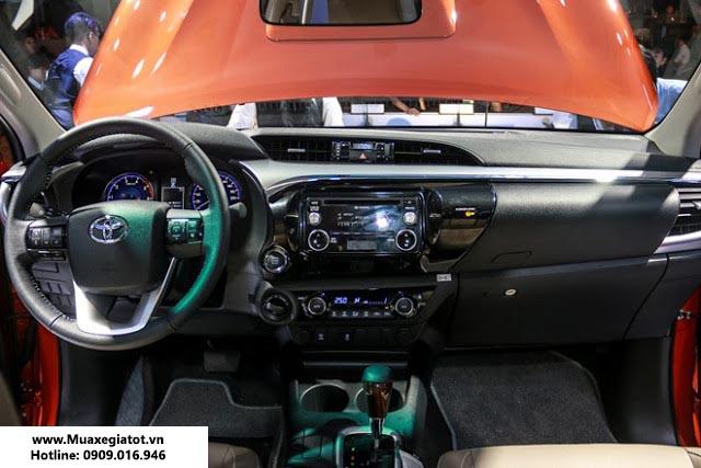 Với thay đổi nhiều tích cực này, Toyota Hilux 2016 tự tin sẽ trở lại ngôi vị xe bán tải bán chạy nhất Việt Nam
