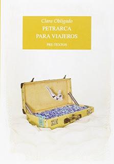 """""""Petrarca para viajeros"""" - Clara Obligado"""