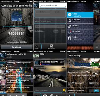 Download BBM MOD Apk Terbaru dan Terlengkap For Android 2016 Gratis