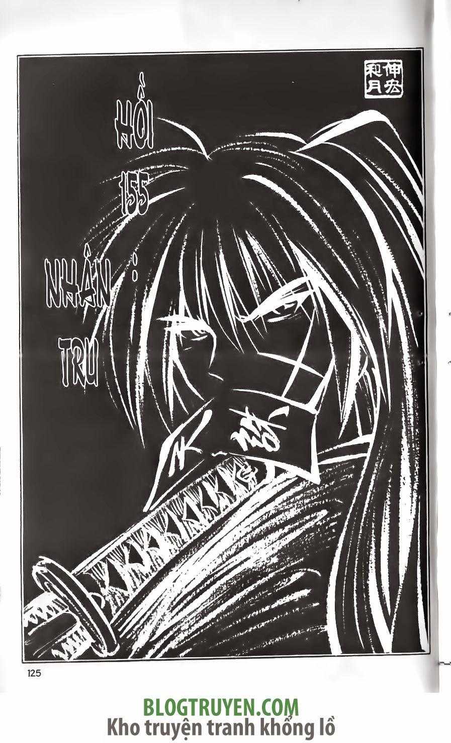 Rurouni Kenshin chap 155 trang 2
