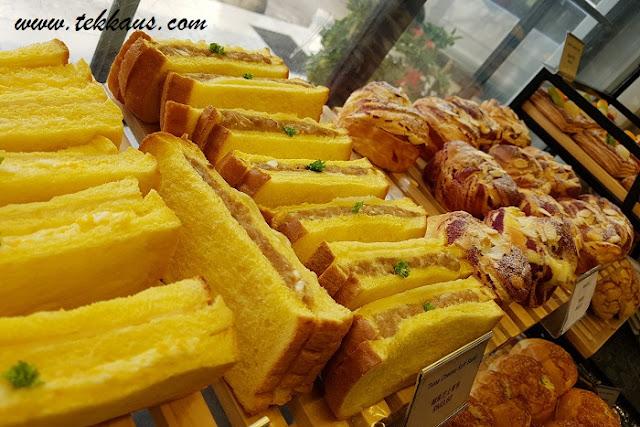 Chef K Pastry Malim Jaya Bakery Sandwiches