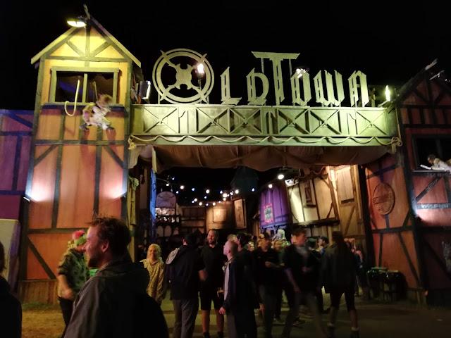Boomtown fair Festival 2018