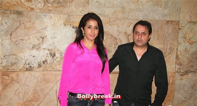 Krishika and Sunil Lulla, Ram Leela Premiere Photos