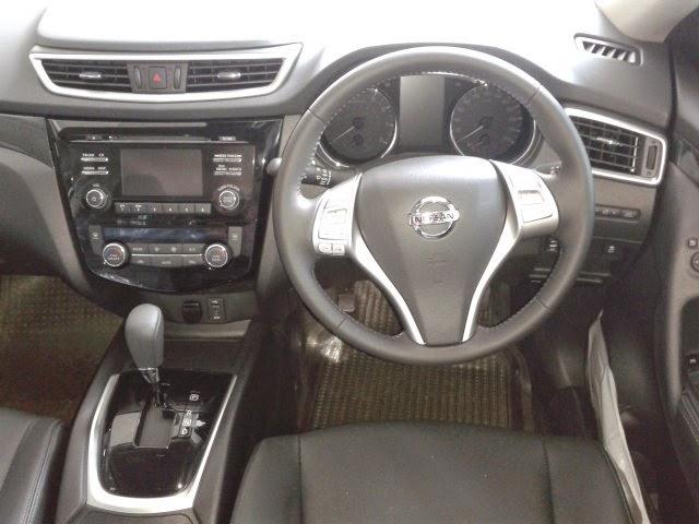 Interior Nissan Xtrail