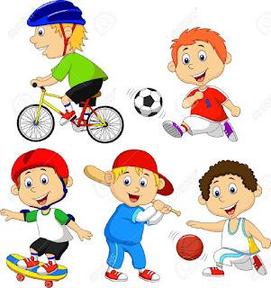 Alimentación deportiva para niños.