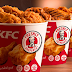 GIVEAWAY - DINNER GRATIS KFC